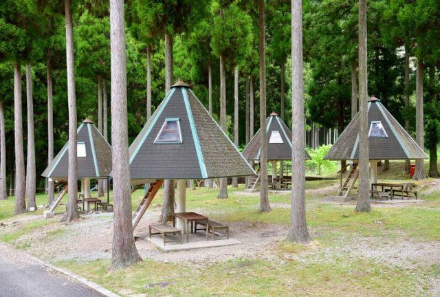 兵庫コテージのあるキャンプ場おすすめ穴場スポット【2020】を紹介!空き状況と口コミは?